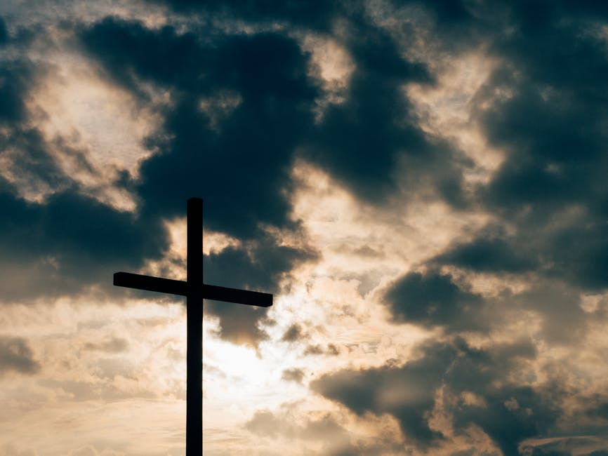 Crosses represent life throughout October