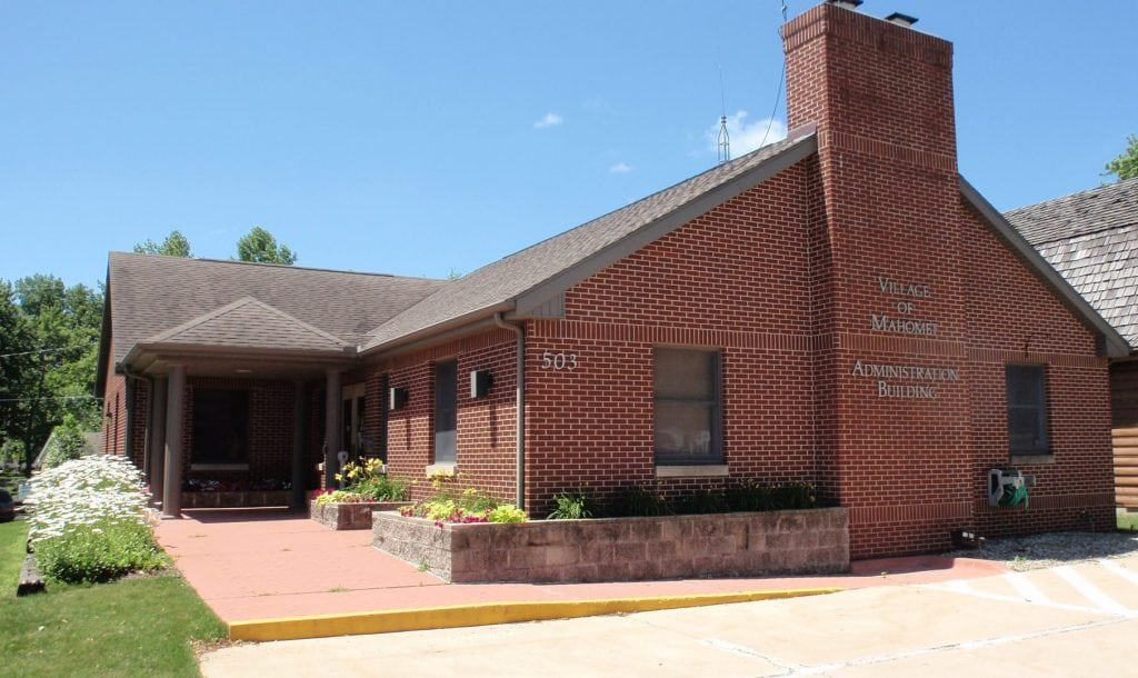 Village protests Champaign County Zoning Board
